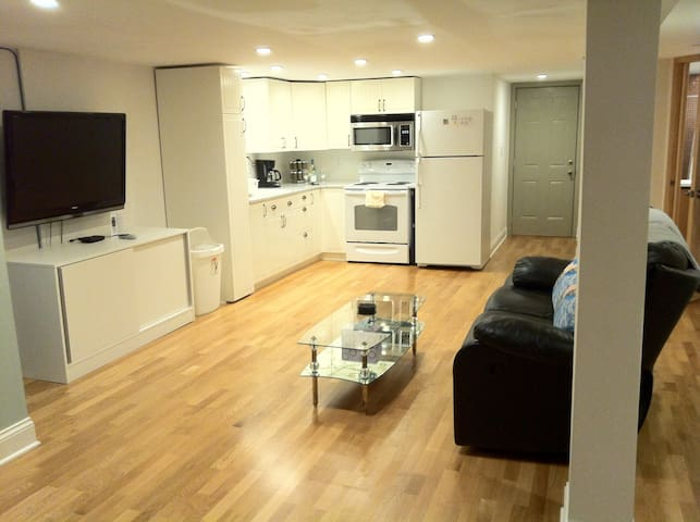 Private, cozy, and cool Gladstone Park apartment - Chicago
