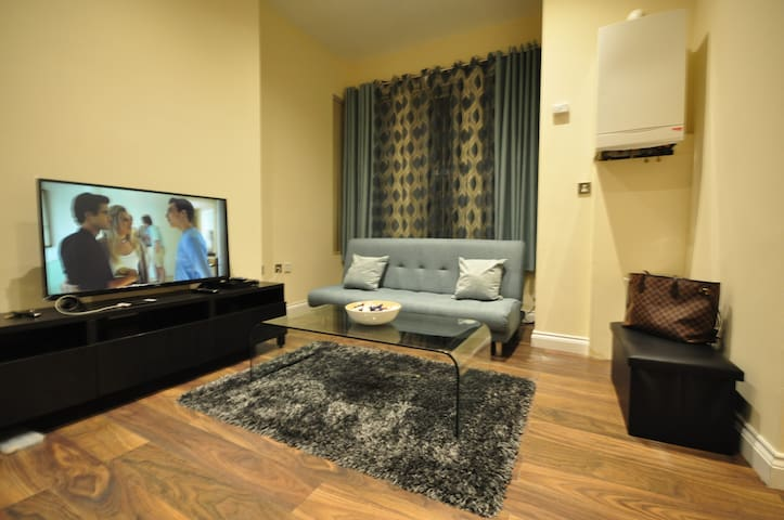 Luxurious Two bedroom Apartment Great Location