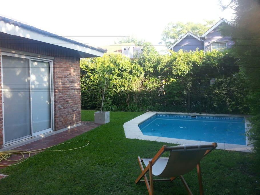 lovely pool!