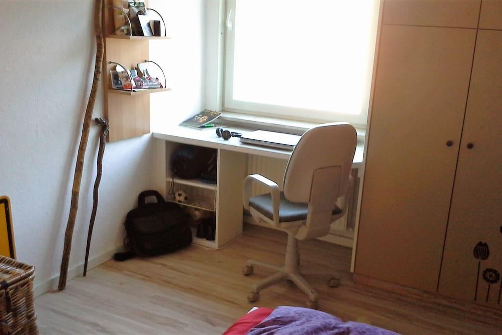 Dein Zimmer: Schreibtisch