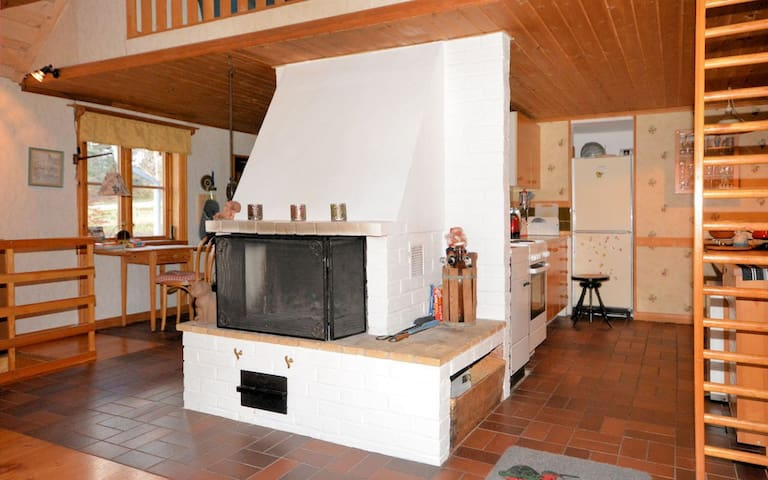 Charming Watermill Timmershult - Gislaved V - Casa