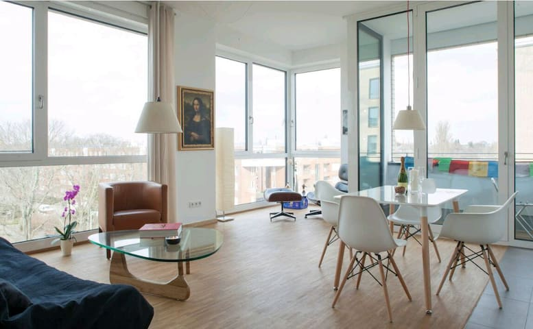 In heart of Mitte/Prenzlauer Berg - Berlín - Loft