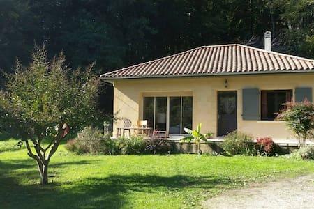 Maison avec jardin au calme. Very quiet House - - Mouleydier - Dom