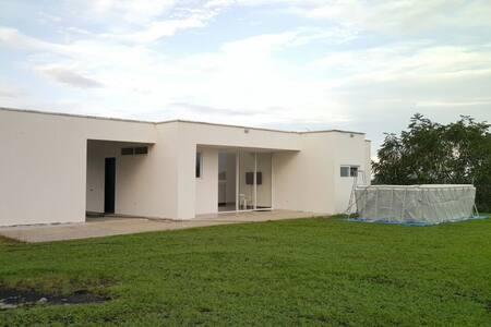 Moderna Casa campestre-Cerca a la Hacienda Napoles - Doradal - ที่พักธรรมชาติ