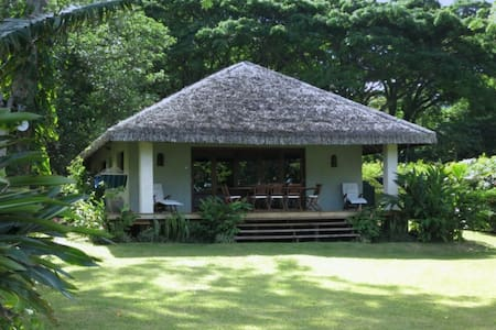 Otemanu Cottage on the Waterfront - Haus