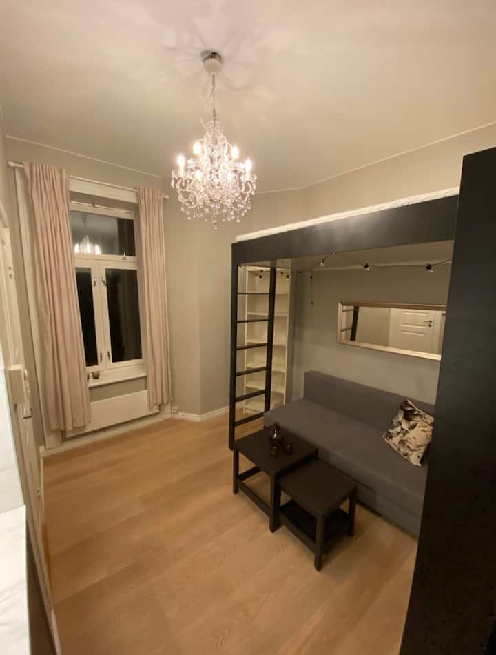 Central apartment in OSLO-close to everything!