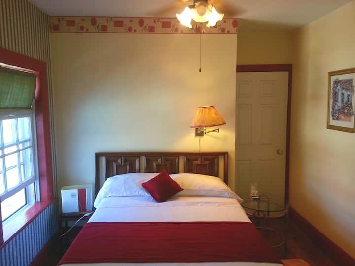Port Albert Inn. Built in 1842! - Room #4 at the Historic Port Albert Inn in beautiful Port Albert, Ontario!