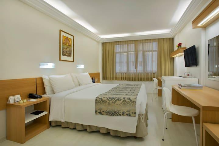 STANDARD Room @ Copa Sul Hotel - Rio de Janeiro - Bed & Breakfast