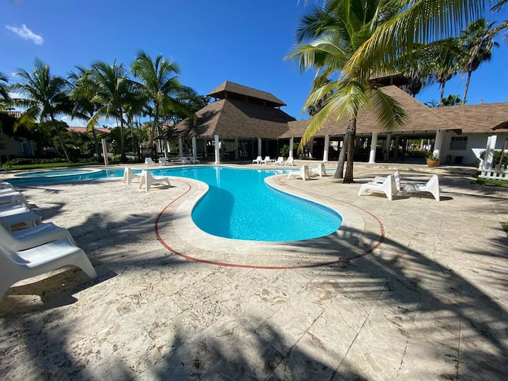 Cuzy Villa turquesa