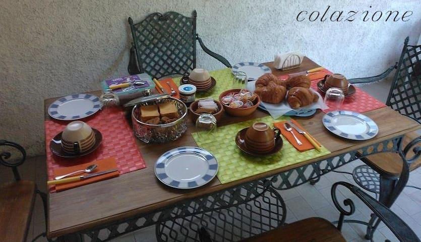Camera Autunno - Tripla - Foro - Bed & Breakfast