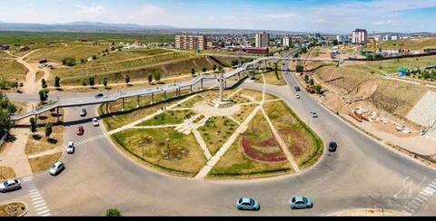 Darkhan in Mongolia