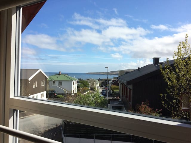 Perfect accommodation in perfect location - Tórshavn - Leilighet