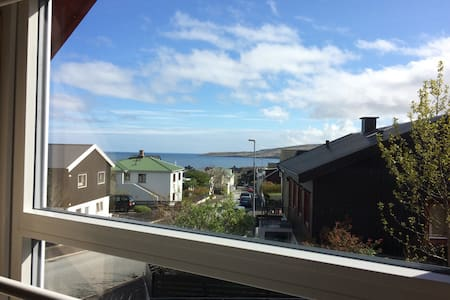 Perfect accommodation in perfect location - Tórshavn - Apartment