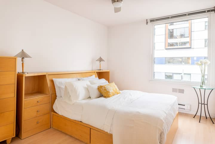 Charming 1 Bedroom Condo Great Loc, Rincon Hill