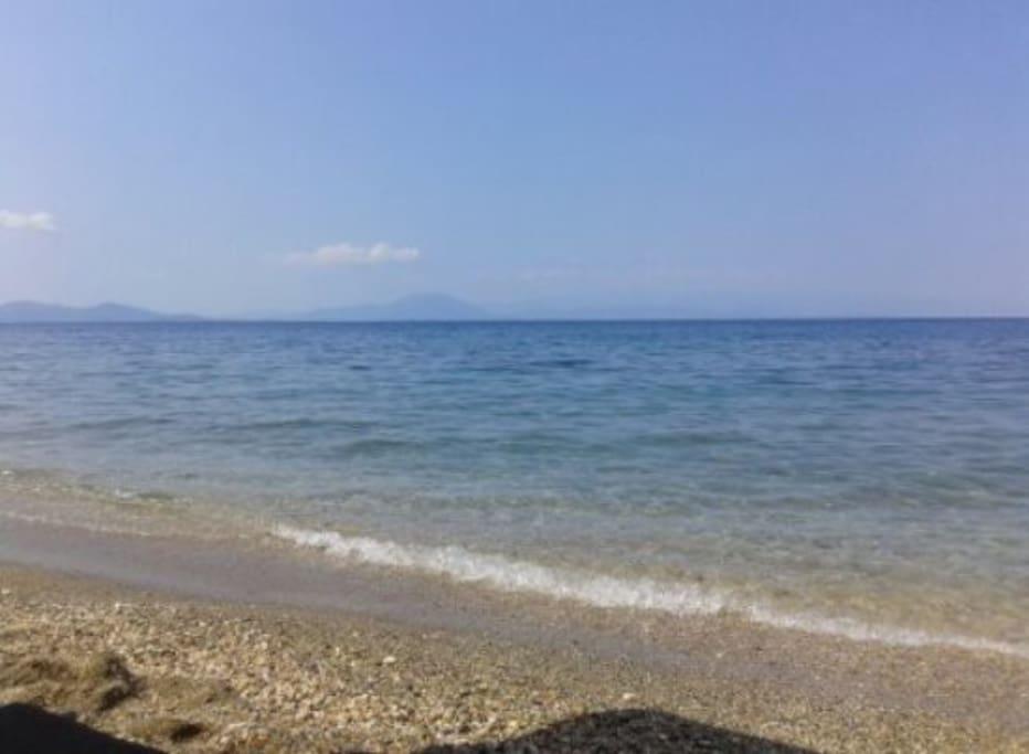 califteri beach