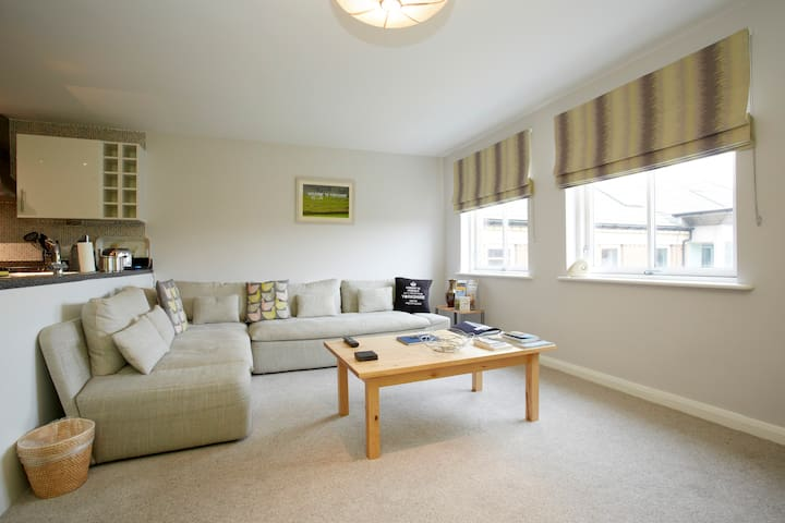 York Luxury Apartment with Parking - York - Daire