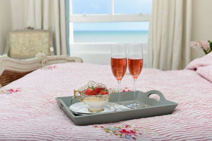 La vie en Rose, stunning sea view apartment - Worthing - Huoneisto