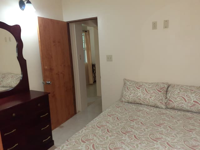 Jackson's Apartment (Unit # 1)