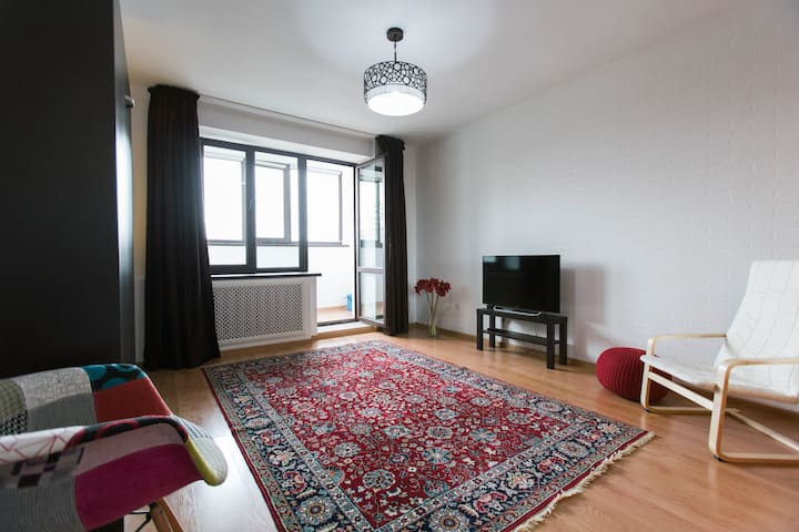 Loft apartment in Center of the city