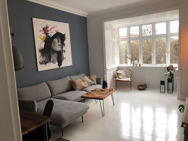 Great apartment, close to center of copenhagen