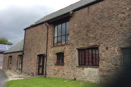 Barn in beautiful South Devon - Brixton - House