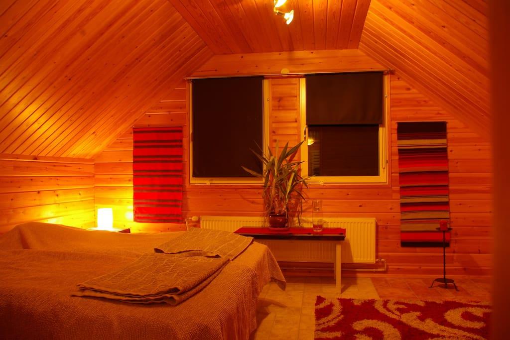 Makuuhuone - Bedroom