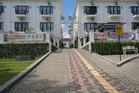 Jember Town Square Apartment