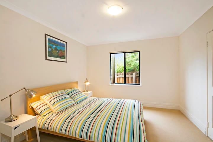 2nd bedroom- Built in wardrobes