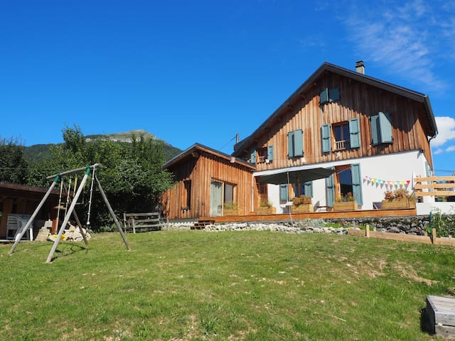 Mountain lodge - Sarcenas - Casa