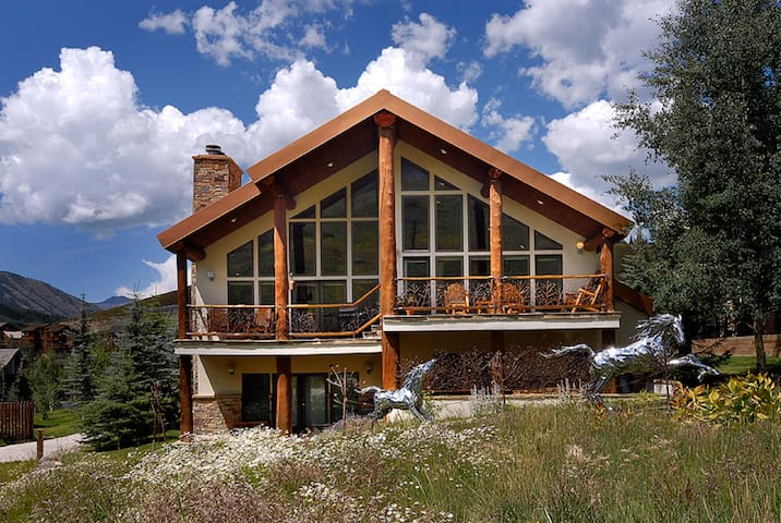 10%DISCOUNT AVAILABLE Saturday 7/15-7/19 Wednesday - Gunnison - House