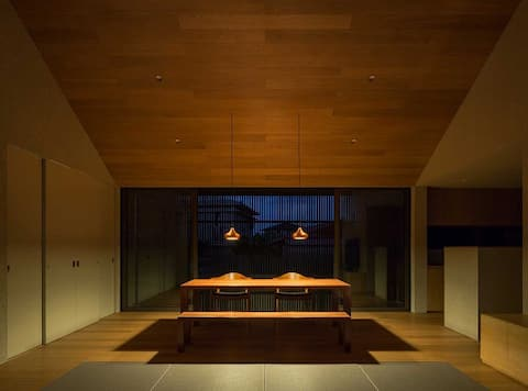 奄宿 AMAYADO 一棟貸し 最大8名!奄美伝統建築に最新設備の高級リゾートビラ!