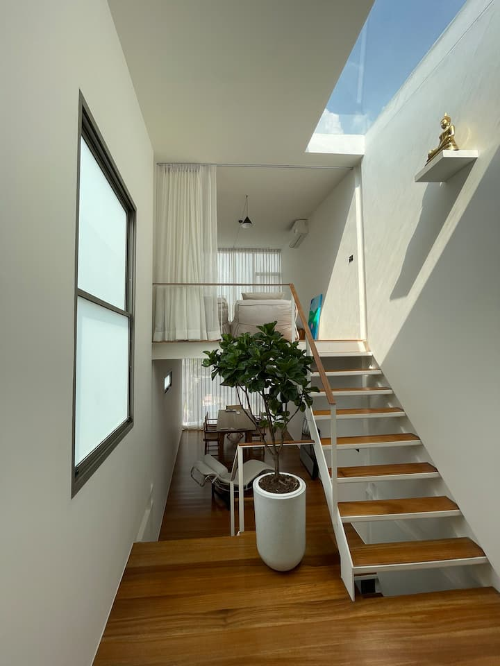 Kai&Bell's minimal house