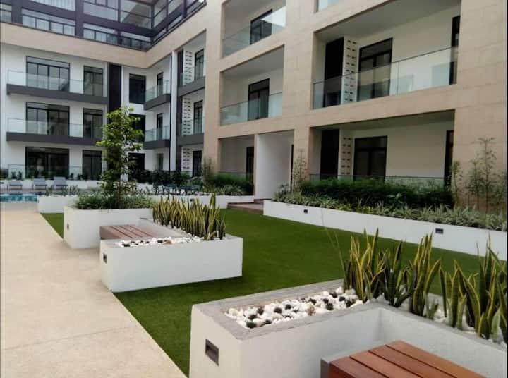Cantonments Embassy Gardens by Sleek Hosts