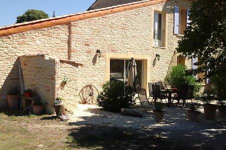 Chambre dans mas très proche Pont du Gard - Sernhac