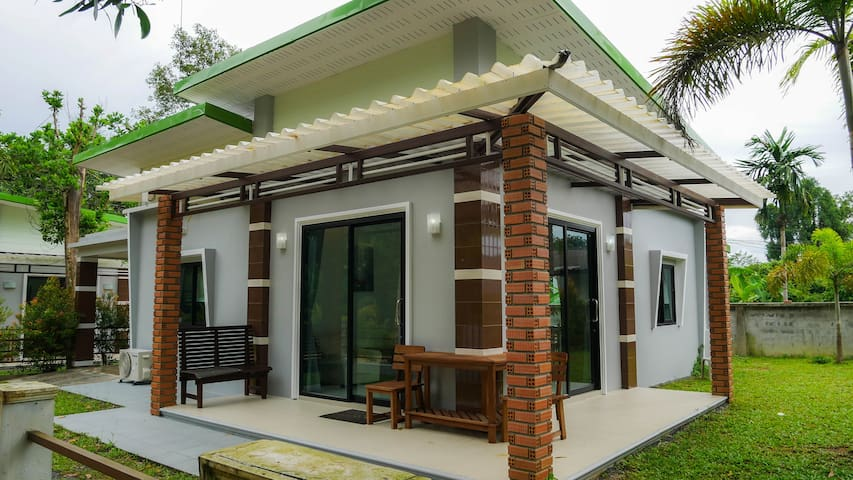 KhaoLak Home Include Kitchen WiFi Private Parking