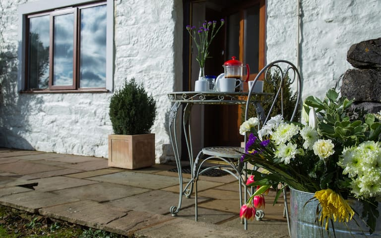 The Hayloft at Laythams - perfect romantic escape