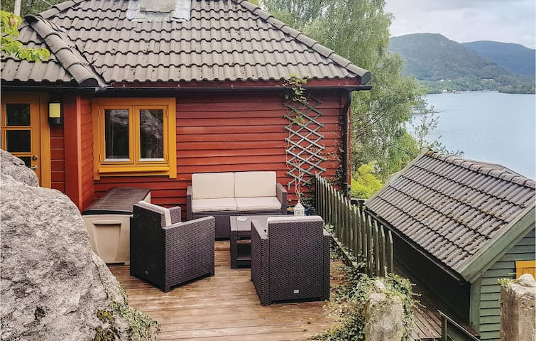 Holiday cottage with 1 bedroom on 27m² in Valen