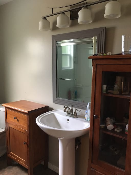 Bedroom 1 - Private bathroom