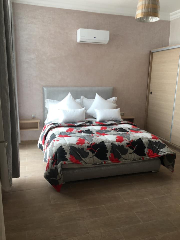 Appartement 2 de luxe à Riad salam