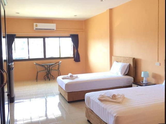 Khaolak ★ Studio room, Balcony | Central location