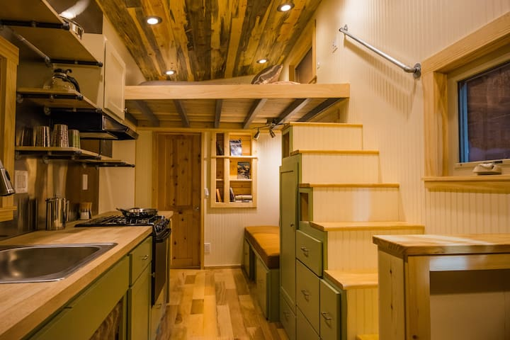 Warner's Hidden Corner, Tiny House! - Livermore - Outro
