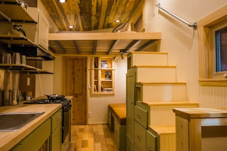 Warner's Hidden Corner, Tiny House! - Livermore