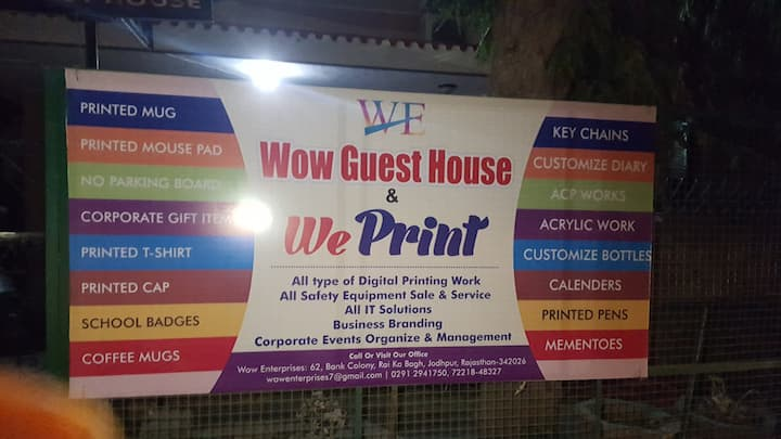 WOW GUEST HOUSE