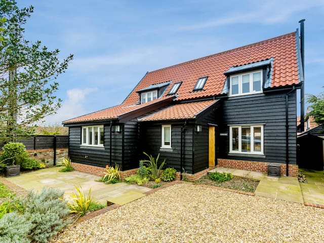 Velsheda - Stunning house close to beach - Thorpeness - Casa