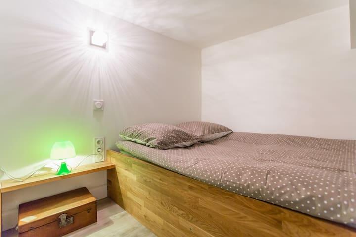 chambre 3 lit double
