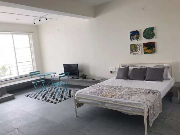 Studio Apartment in the heart of Chennai