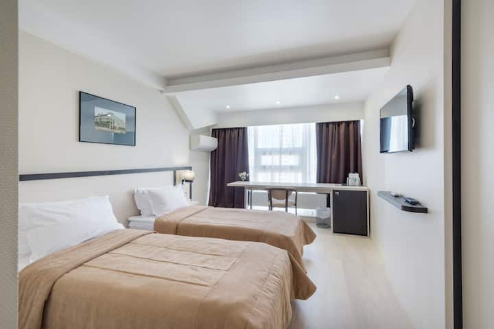 Hotel Gagarinn 4* Superior room in Arcadia