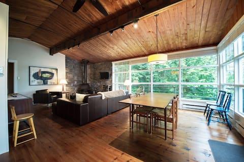 Laurentian Lakeside Cottages 49