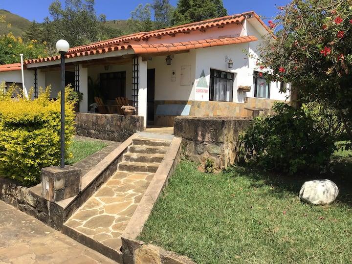 Cabaña 4 Quinta Piray