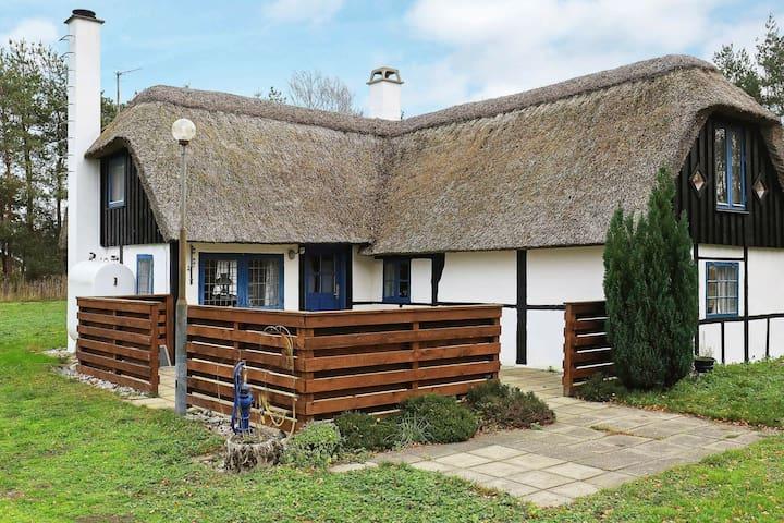 Espaciosa casa en Nordjylland con terraza